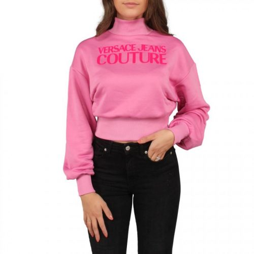Versace Roze Sweater Dames
