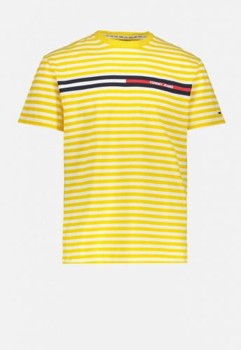 Geel Tommy Shirt