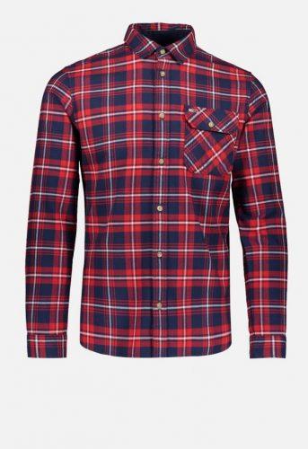 Tommy Overhemd Flanel Ruitjes