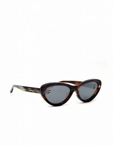 Doublet Brown Sunglasses