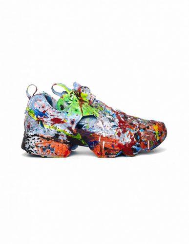 Reebok Masterpiece Sneakers Verf