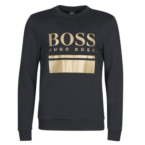 Hugo Boss Sweatshirt Men Zwart Goud