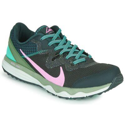 Juniper Trail Nikes Groen Roze Dames