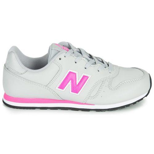 New Balance 373 Grijs Roze Sneakers