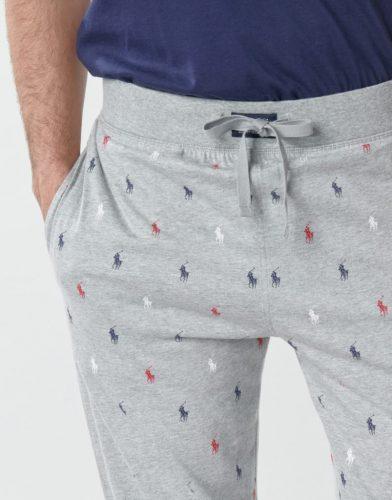 Ralph Lauren Pyjama Joggingbroek Grijs Men