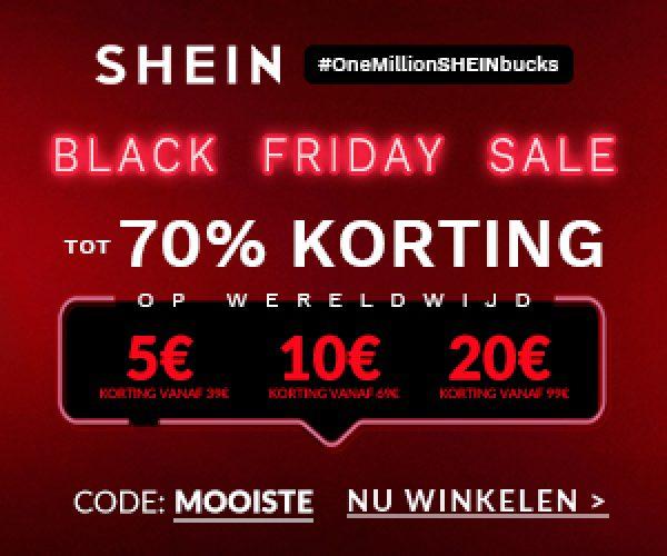 Shein Black Friday