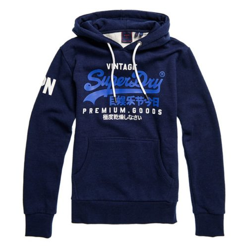 Superdry Vintage Sweater Donkerblauw