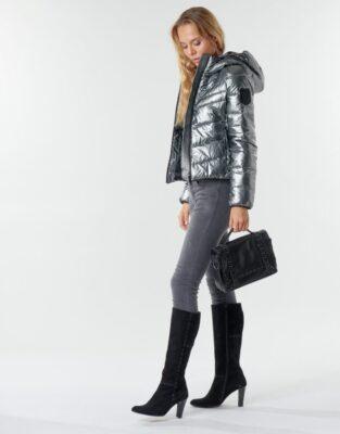 Zilveren Winterjas IKKS