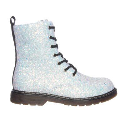 Glitter Blue Queen Schoenen Girls