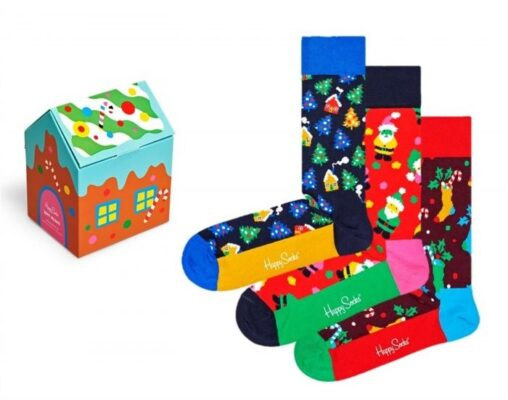 Kerst Sokken Happy Socks