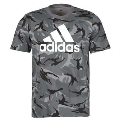Grijs Adidas Camouflage Shirt