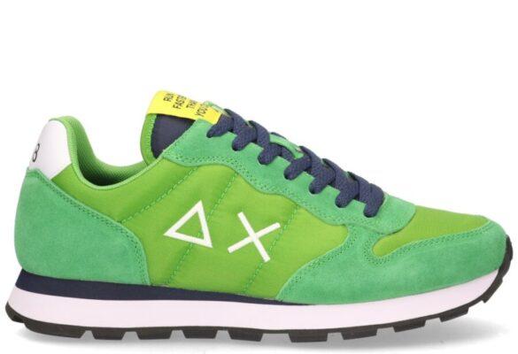Tom Solid Groene Sneakers